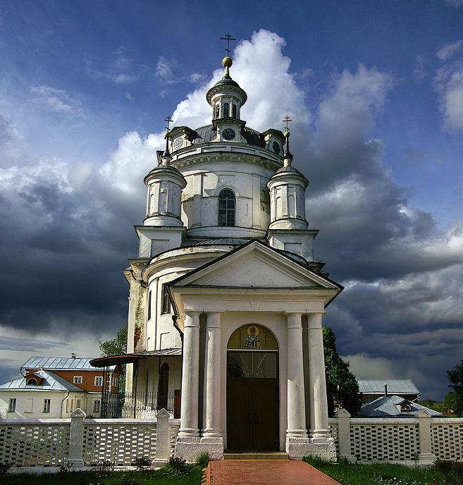 Соборная церковь во имя святителя Николая Чудотворца