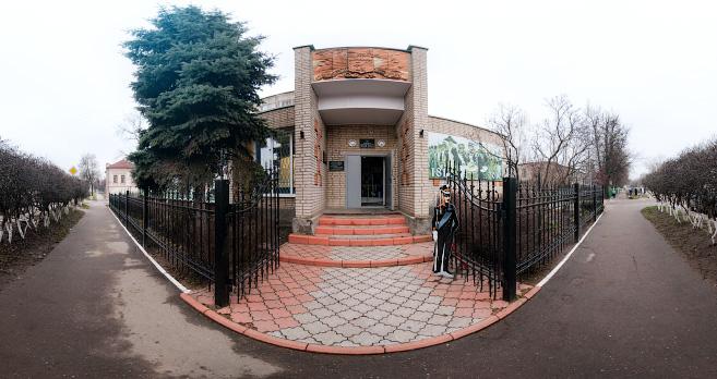 Основное здание музея